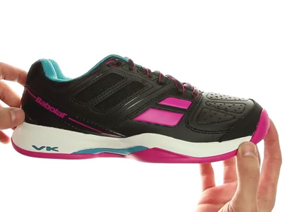 Babolat Pulsion Clay Women Grey/...