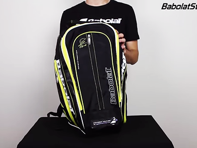 Babolat Pure Aero Backpack 2015
