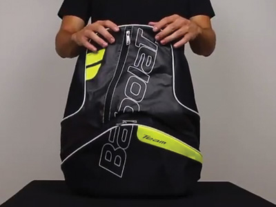 Babolat Team Line Backpack Yello...