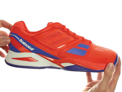 Babolat Propulse Team Clay Men Red