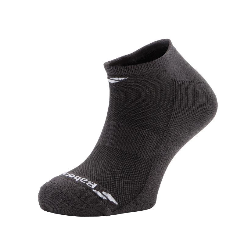 Babolat Ponožky Invisible 2 Pairs Men Black 43/46