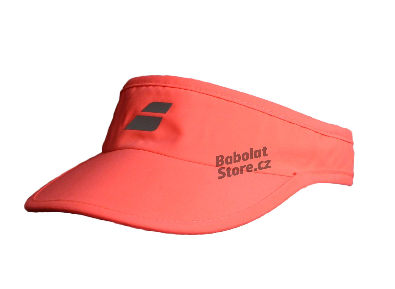 Babolat Visor Fluo Red