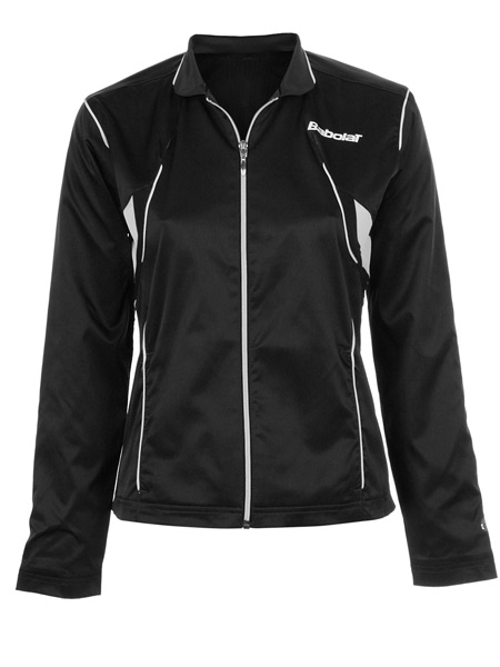 Babolat Club Girl Jacket Black 2012/2013 140
