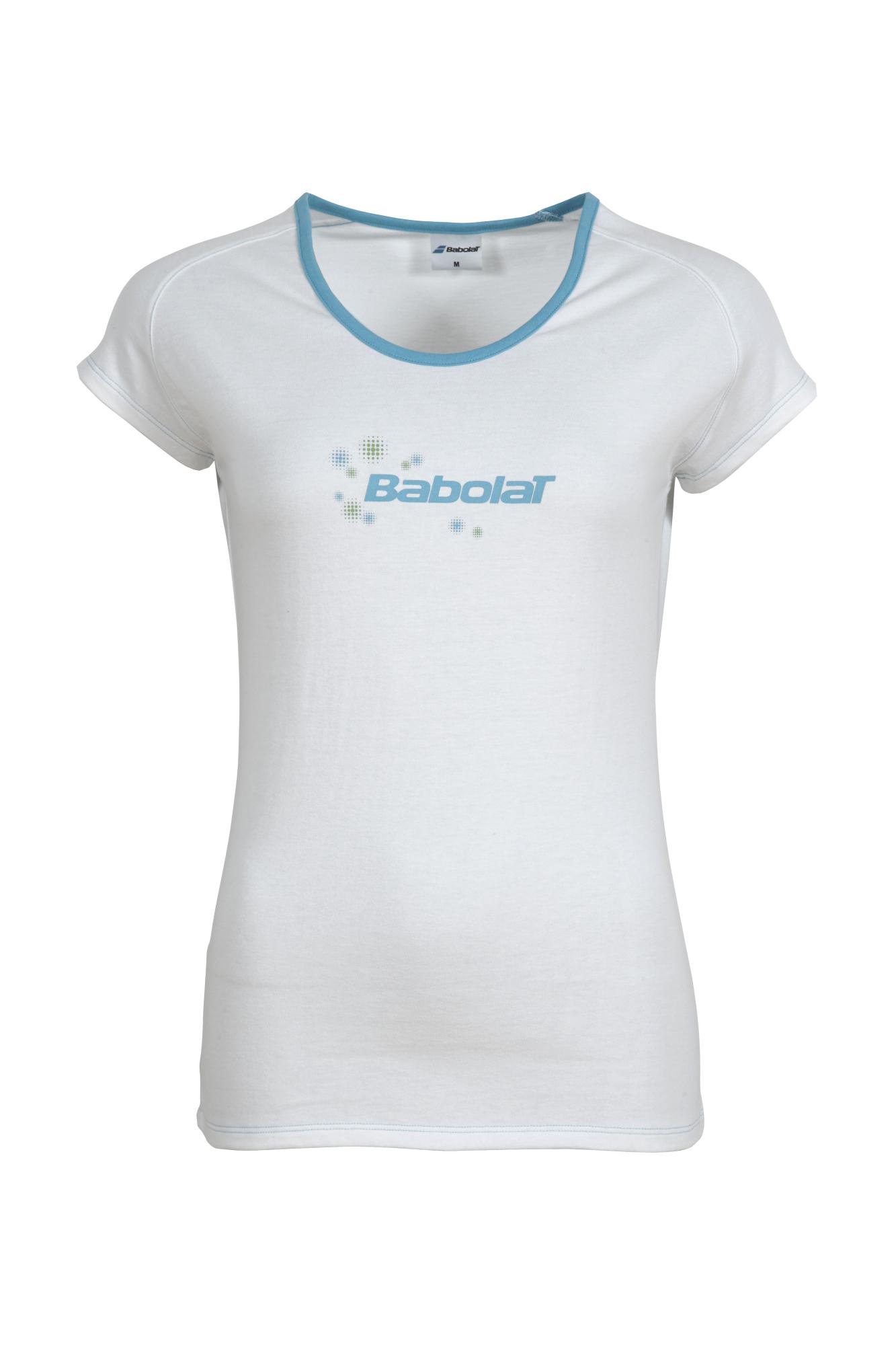 Babolat T-Shirt Women Training Basic White 2015 S