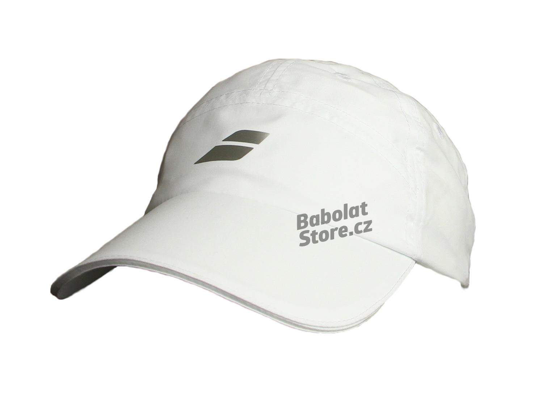 Babolat Cap Microfiber White 2017