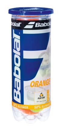 Babolat Orange Ball X3