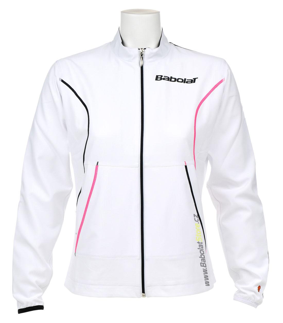 Babolat Jacket Women Performance White 2012/2013 XS