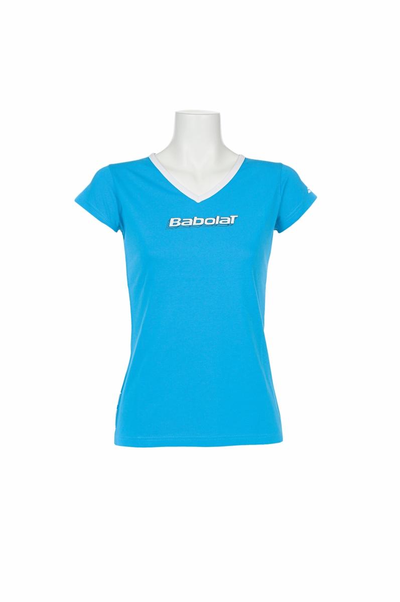 Babolat T-Shirt Girl Training Blue 2013/2014 152