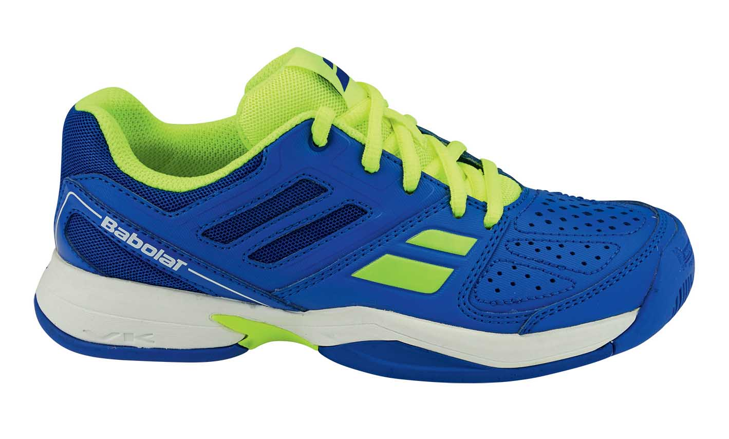 Babolat Pulsion All Court Kid Blue/Yellow 35