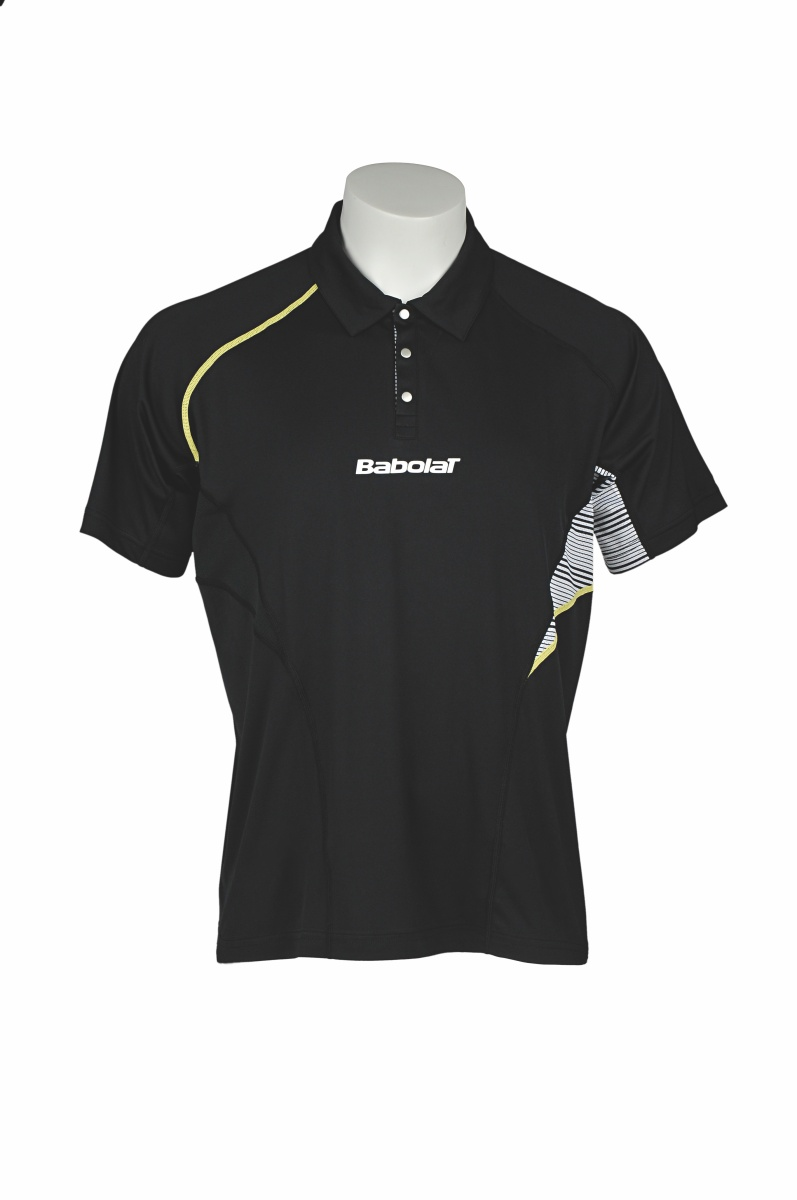 Babolat Polo Boy Performance Black 2013/2014 140