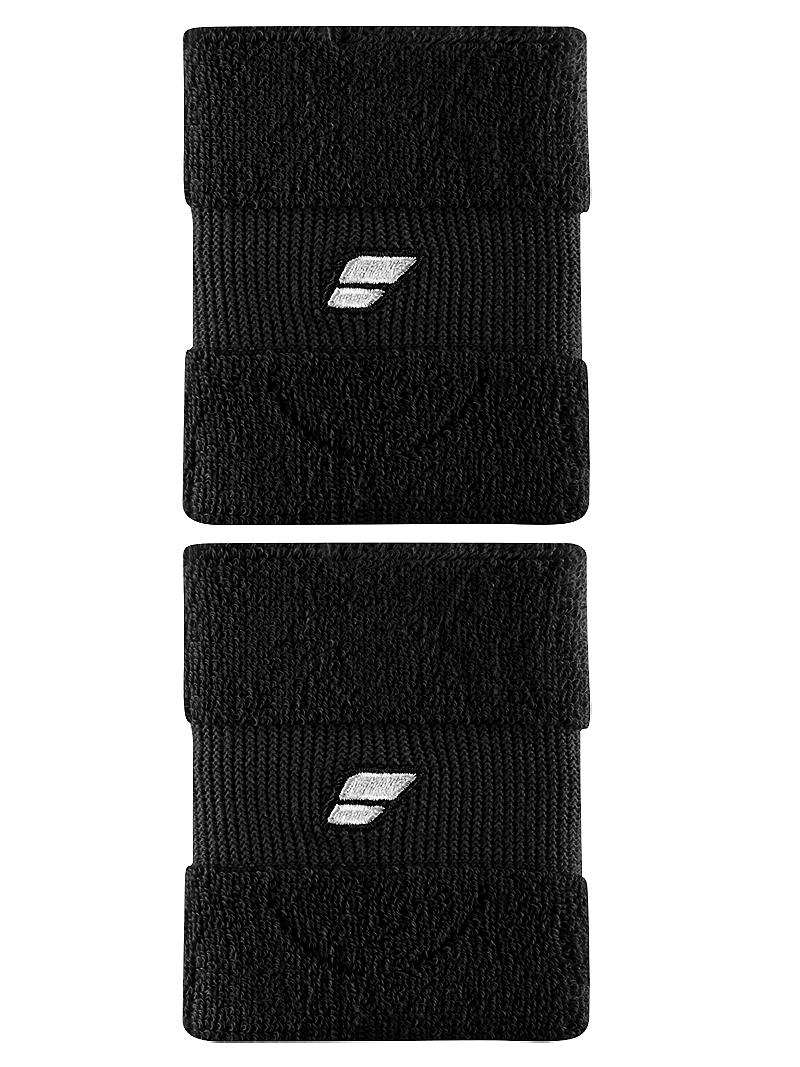 Babolat Jumbo Wristband X2 2015 Black