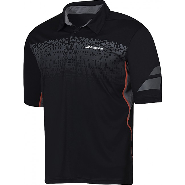 Babolat Polo Men Performance Black 2016 XL