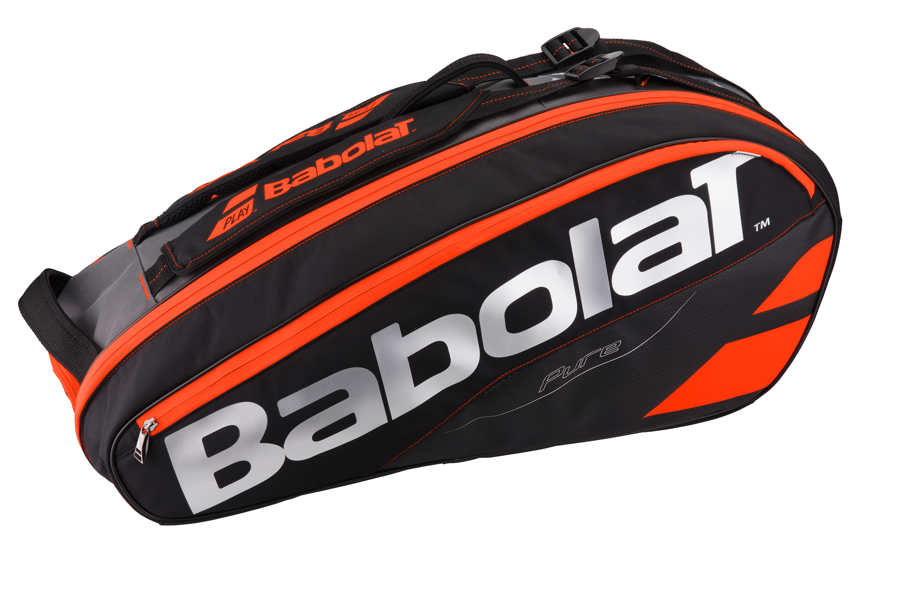 Babolat Pure Strike Racket Holder X6 Black 2017