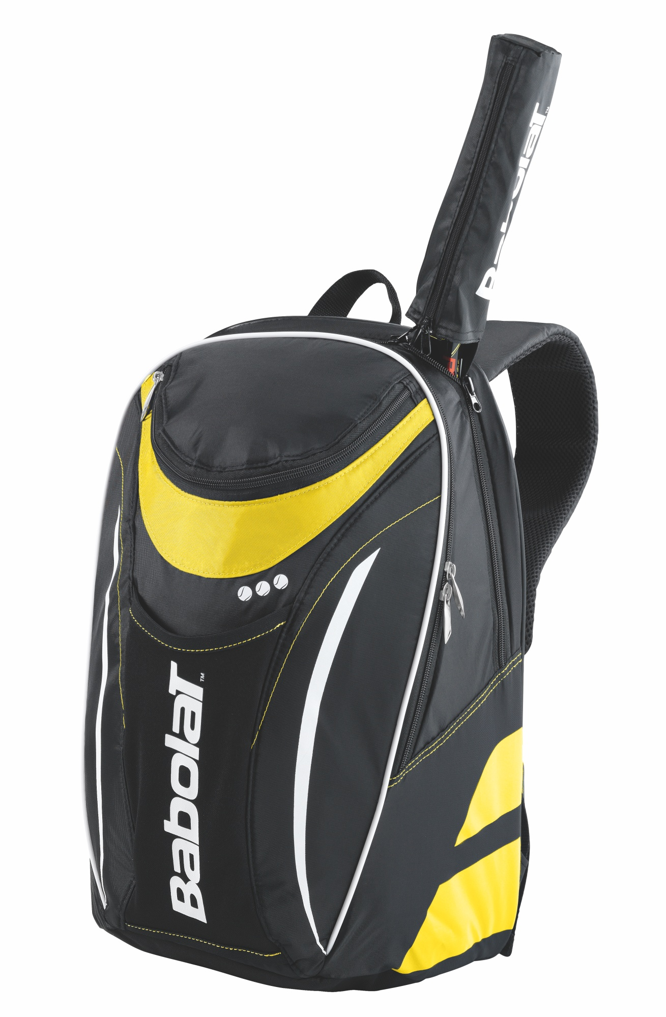 Babolat Club Line Backpack Yellow 2015