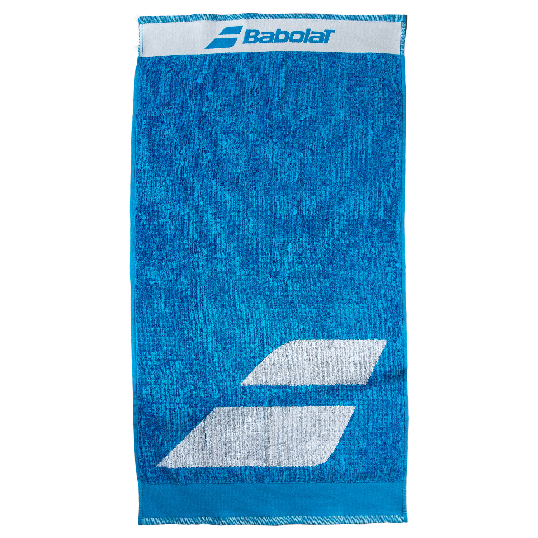 Babolat ručník Big Logo Blue 50 x 90 cm