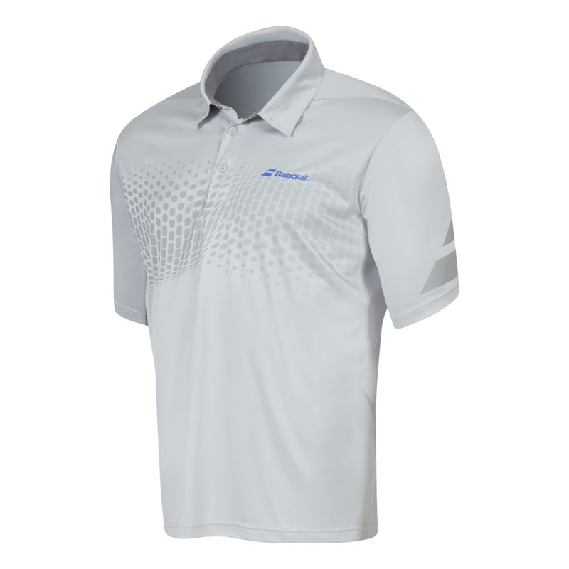 Babolat Polo Men Performance Grey 2016 XL