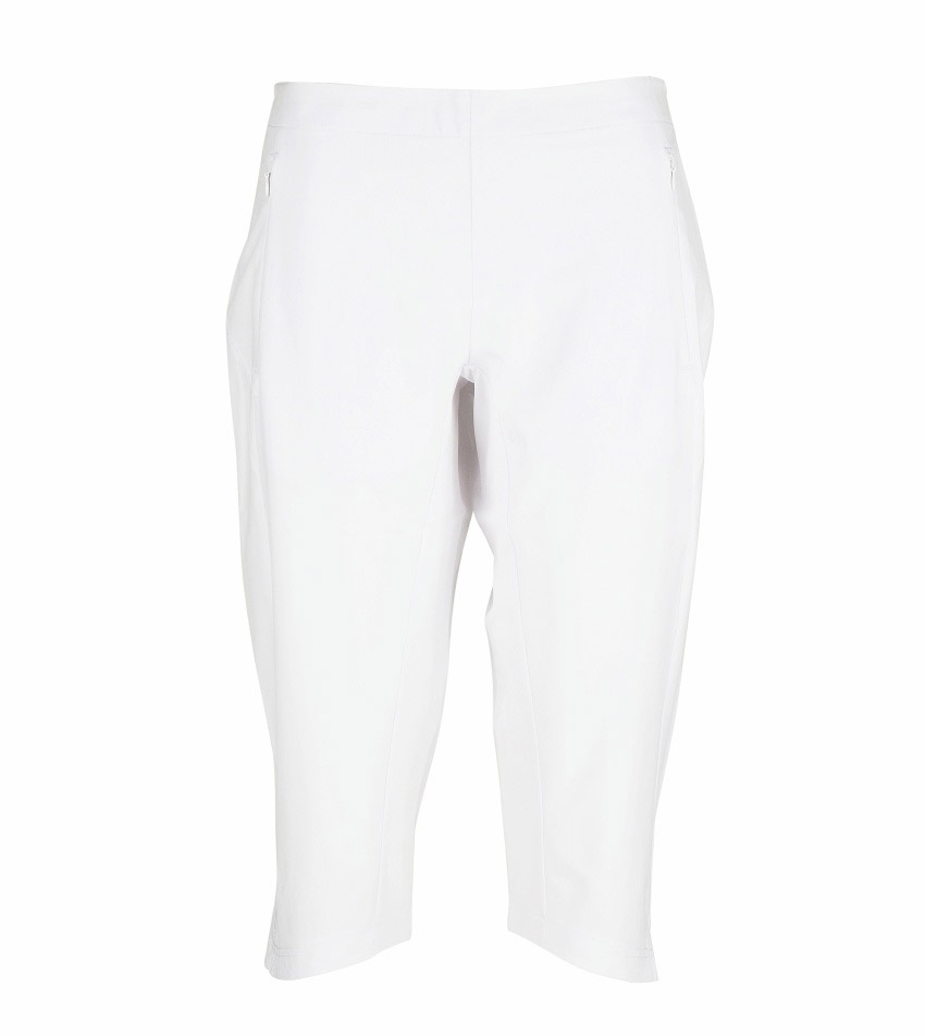 Babolat 3/4 Pant Girl Match Performance White 2014 128