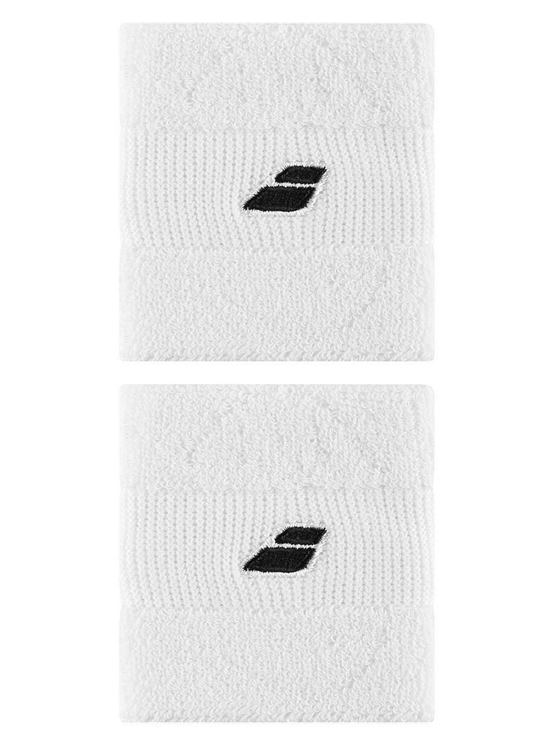Babolat Wristband Standard X2 White 2015
