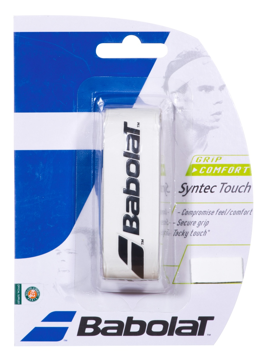 Babolat Syntec Touch Grip White