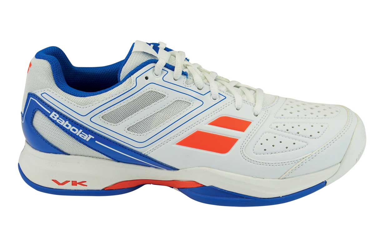Babolat Pulsion All Court Men White/Blue 44