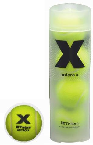 Tretorn MICRO X 4ks