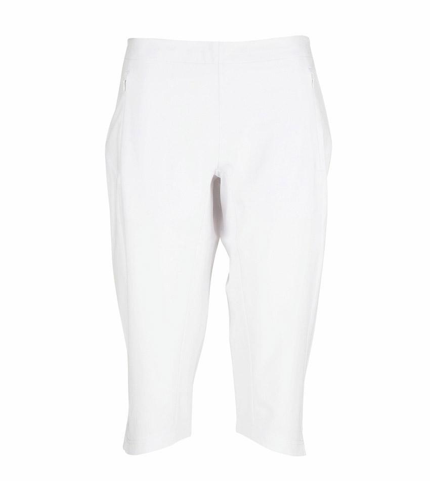 Babolat 3/4 Pant Women Match Performance White 2014 L
