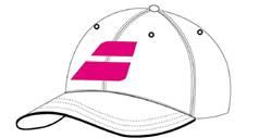 Babolat Promo Cap White/Pink