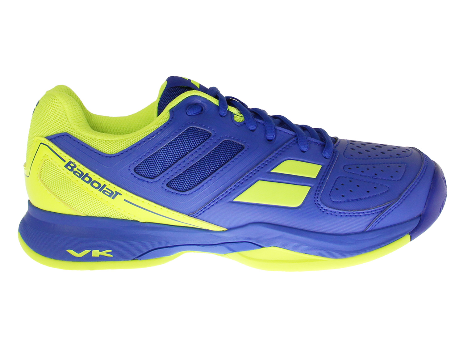 Babolat Pulsion All Court Men Blue/Yellow 42,5