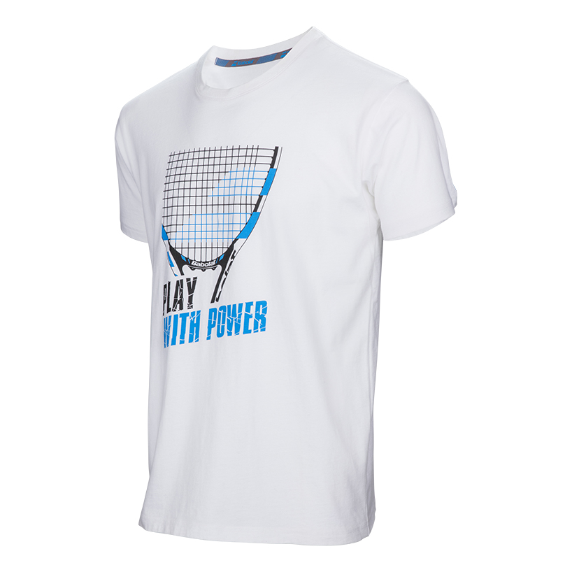 Babolat Tee-Shirt Boy Core Pure Drive 2017 128