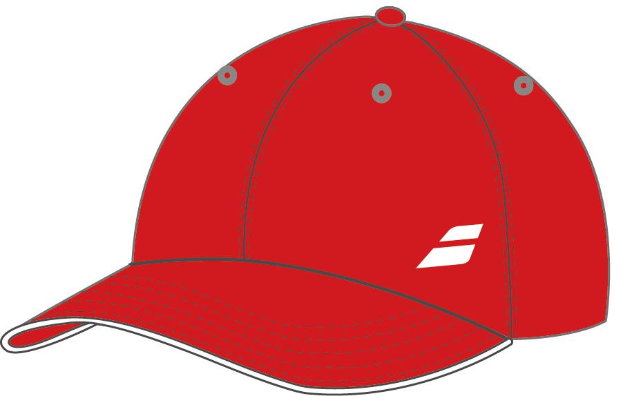 Babolat Cap Basic Red