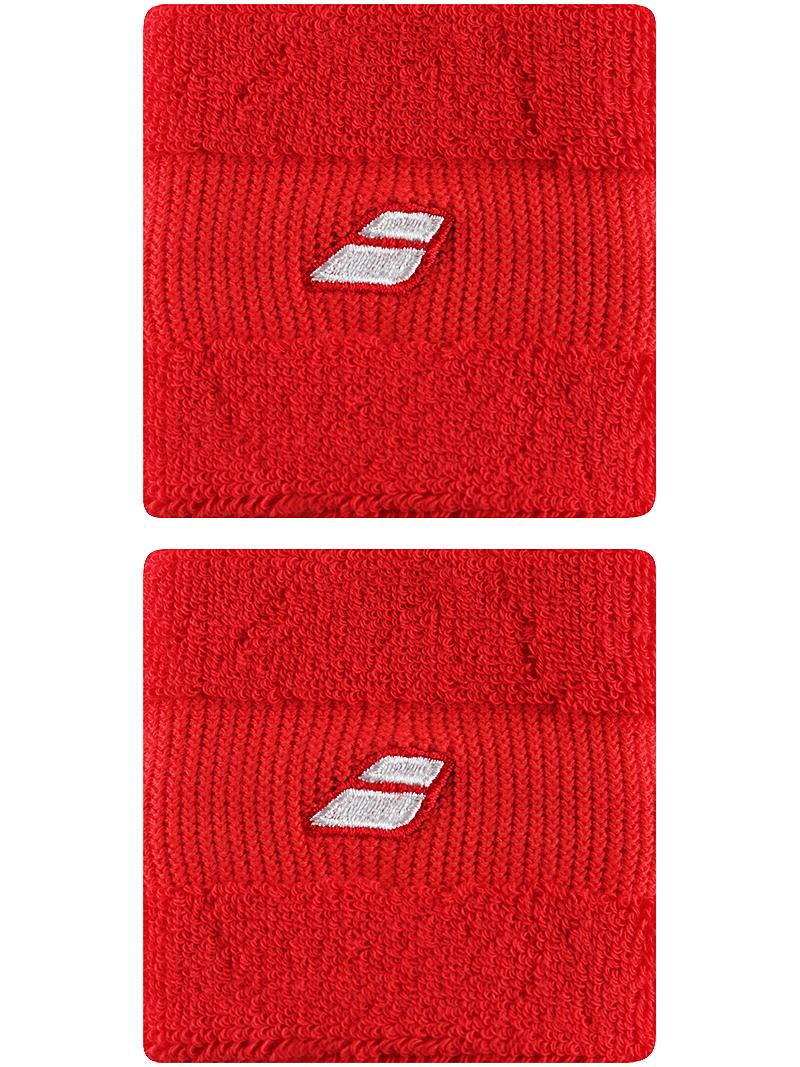 Babolat Wristband Standard X2 Red 2015