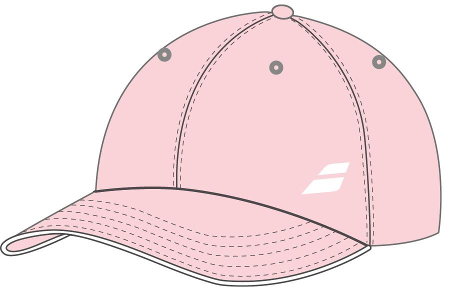 Babolat Cap Basic Pink