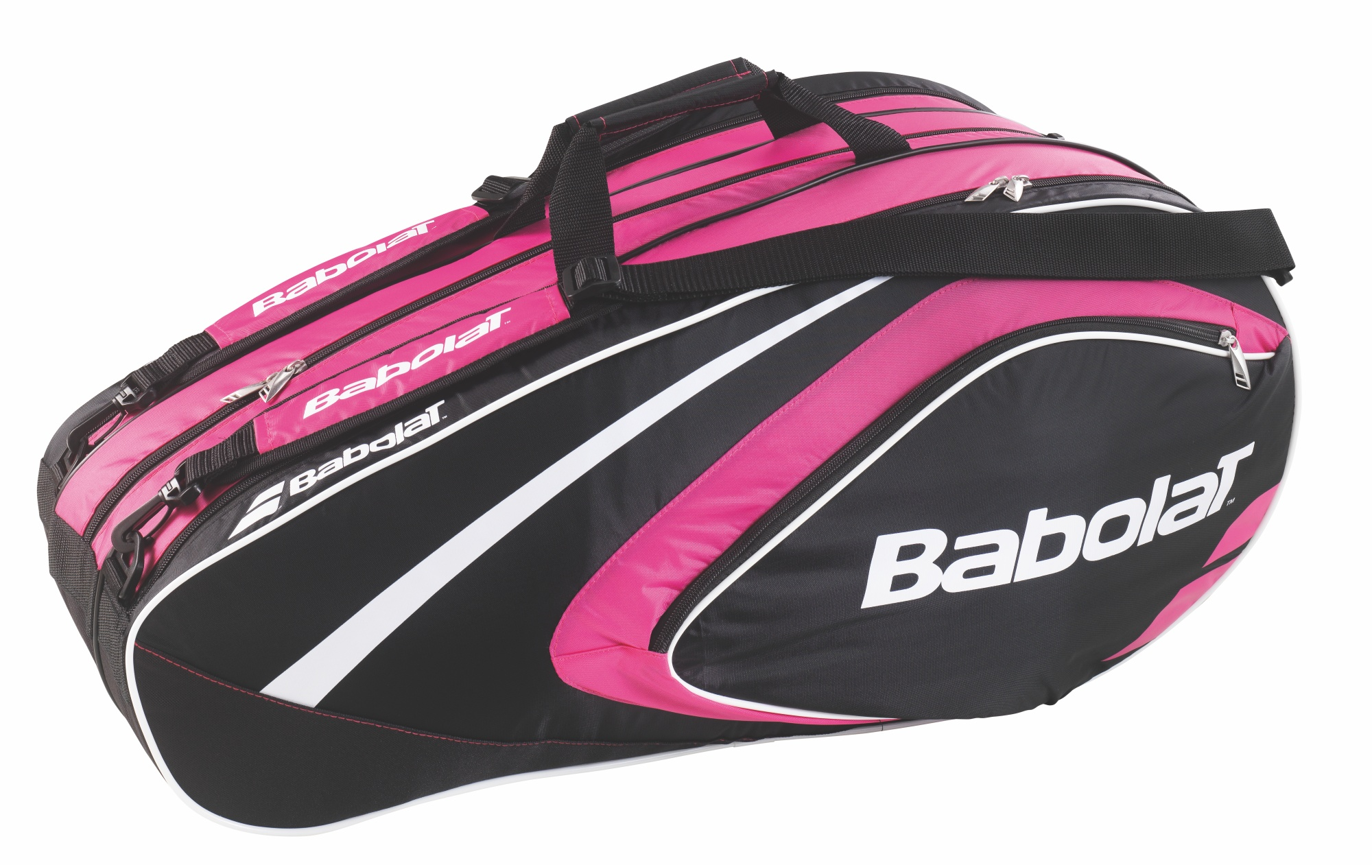 Babolat Club Line Racket Holder X12 Pink 2015