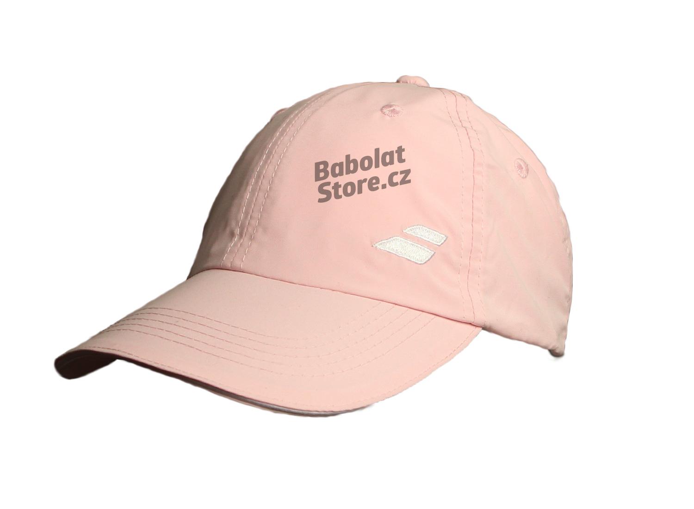 Babolat Cap Basic Pink 2017