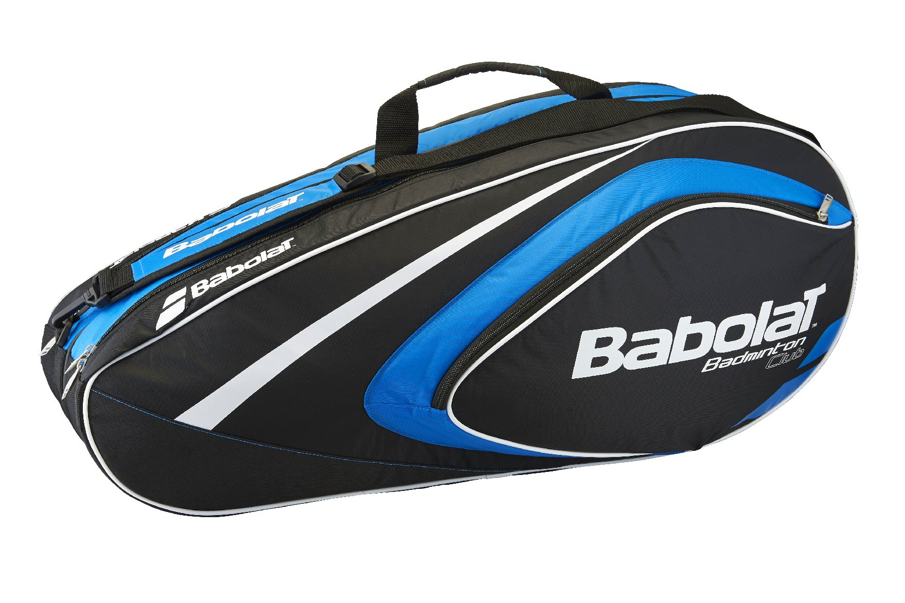 Babolat Badminton Club Line Racket Holder X8 Blue 2015