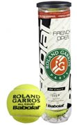 Babolat Ball French Open All Court X4