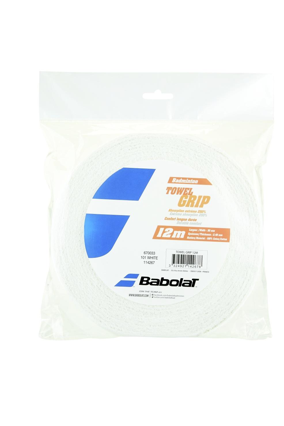 Babolat Towel Grip X12