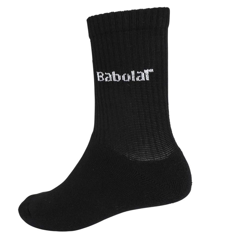 Babolat Ponožky 3 páry černá 2015 35/38