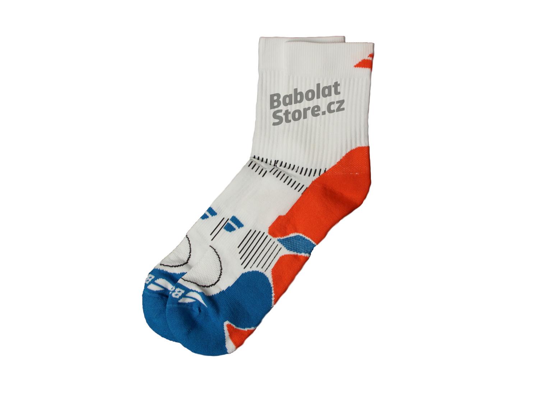 Babolat Ponožky Pro 360 Men Fluo Red 39/41