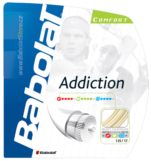 Babolat Addiction 12m 1,25
