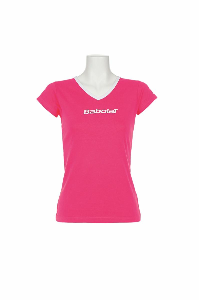 Babolat T-Shirt Women Training Pink 2013/2014 S