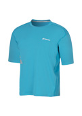 Babolat Flag Tee Boy Core Blue 2016 140