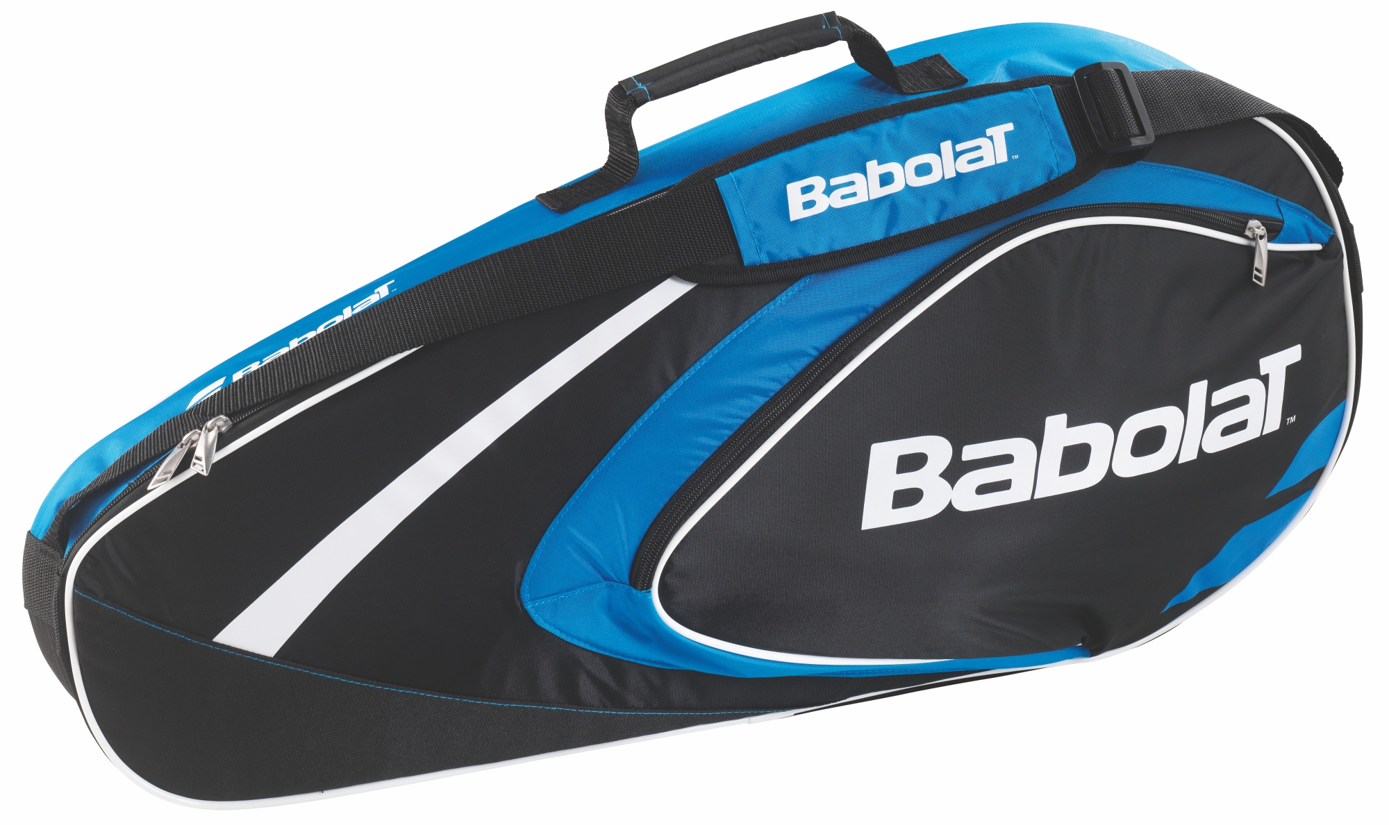 Babolat Club Line Racket Holder X3 Blue 2015