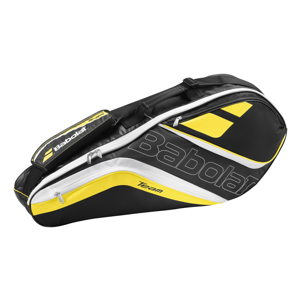 Babolat Team Line Racket Holder Yellow X3 2016