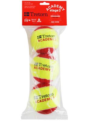Tretorn Academy Red Felt X3
