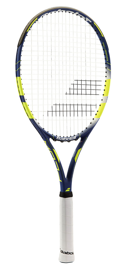 Babolat Flow 105 Blue/Yellow G2