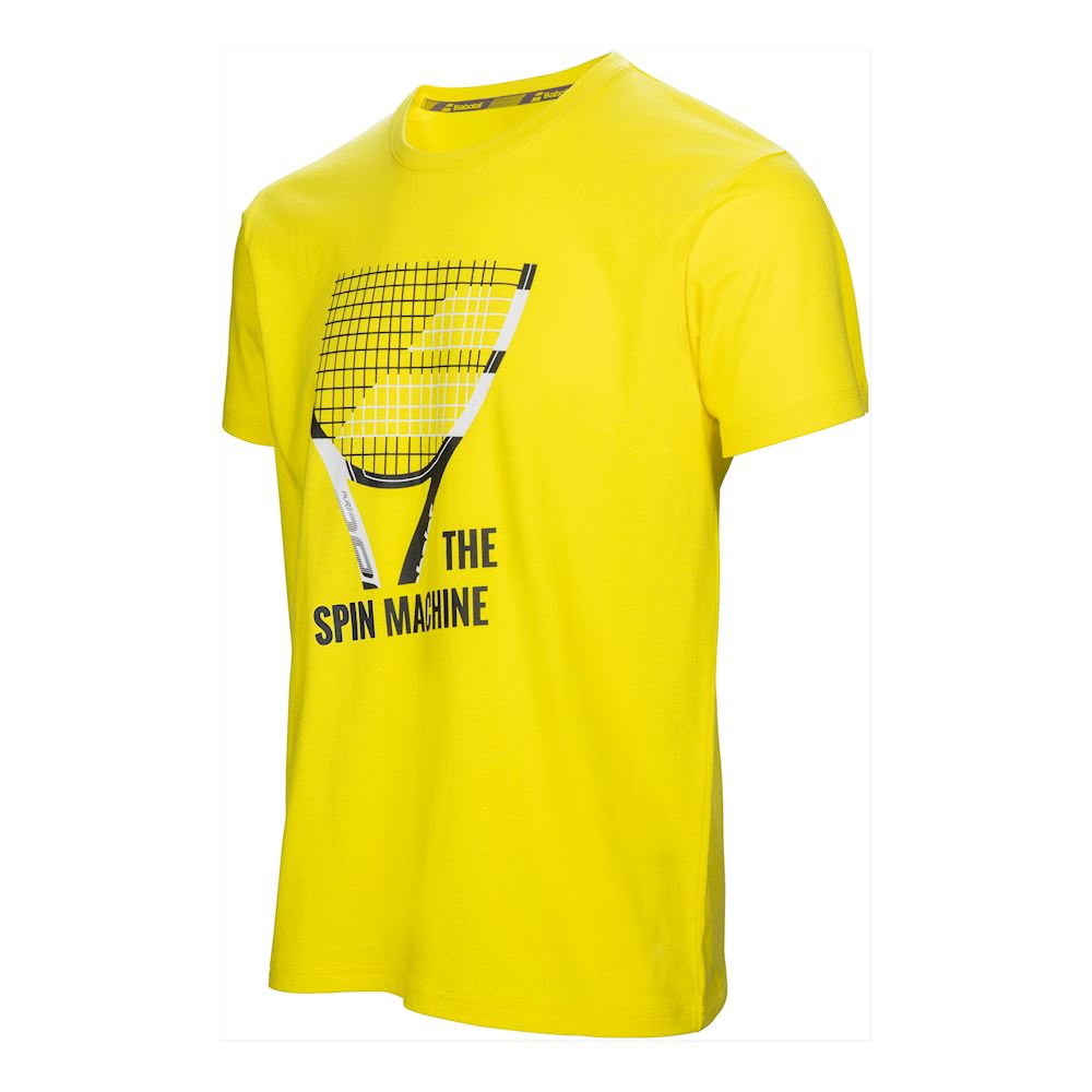 Babolat Tee-Shirt Boy Core Pure Aero 2017 128
