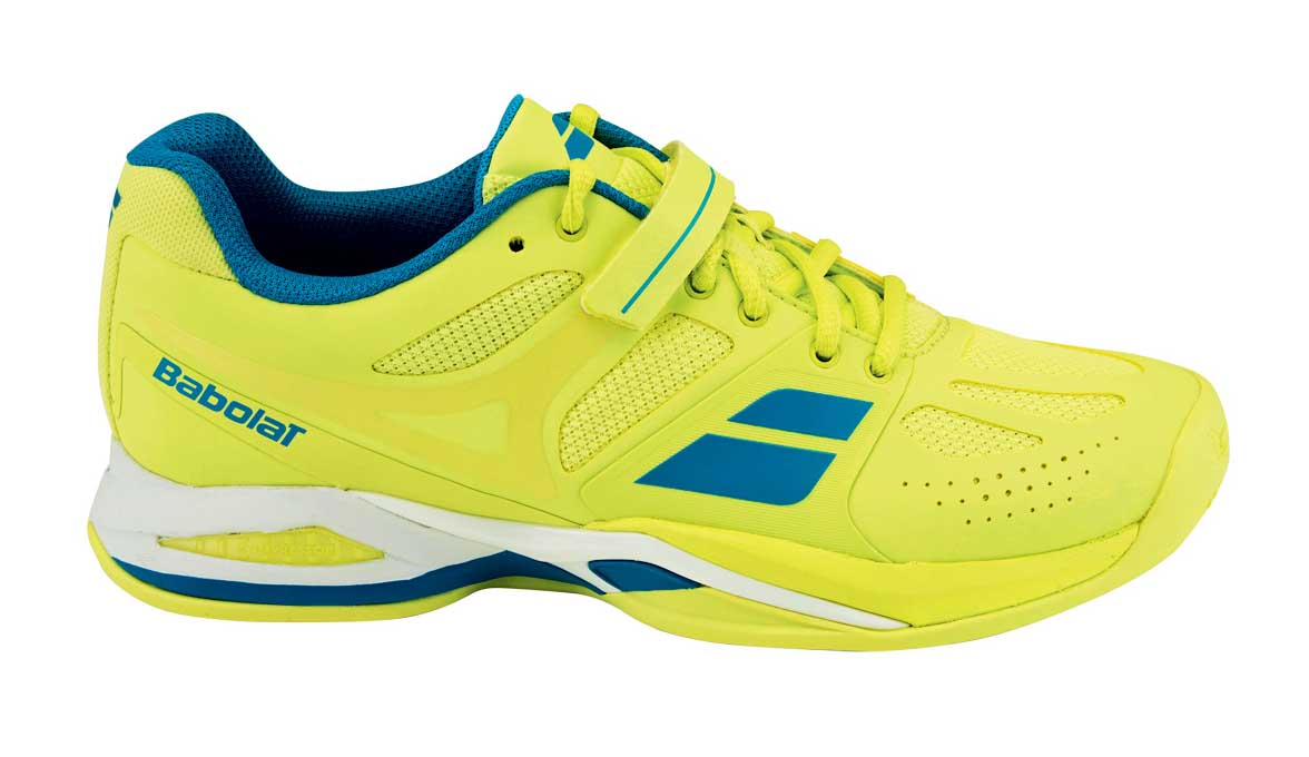 Babolat Propulse Clay Women Yellow 38,5