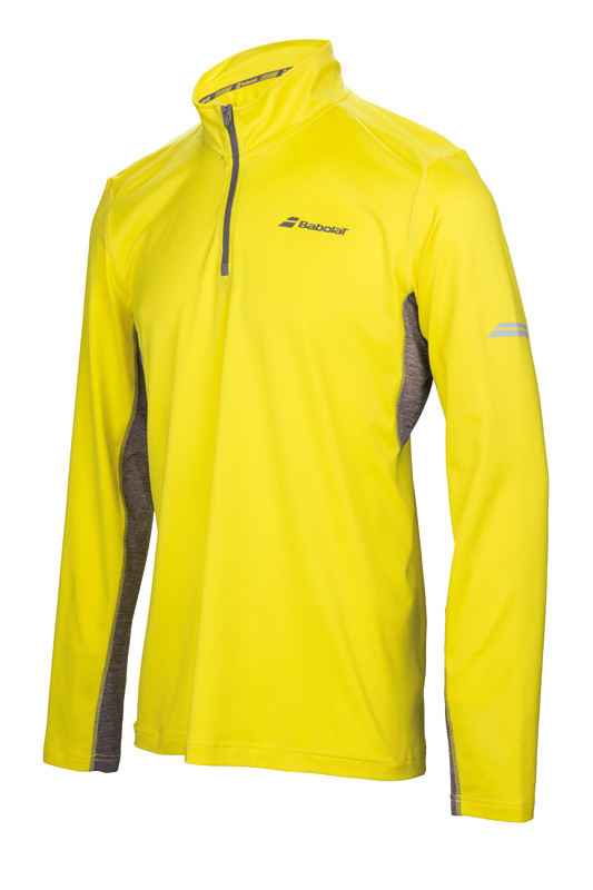 Babolat 1/2 Zip Boy Core Yellow 2017 128