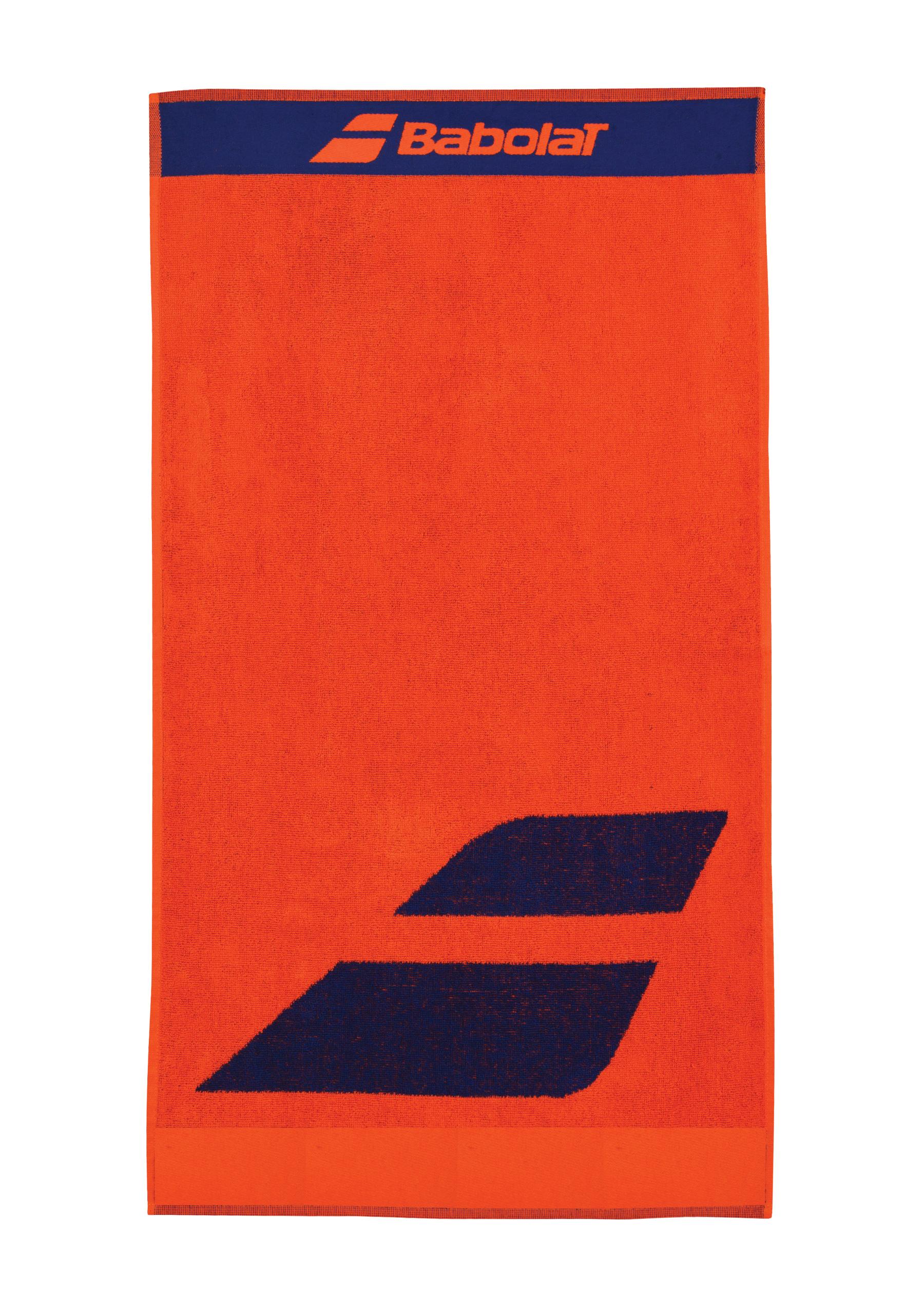 Babolat ručník Big Logo Red 50 x 90 cm